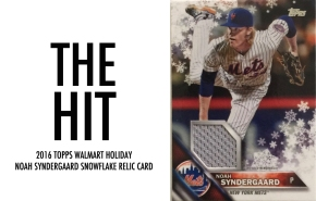 REVIEW: 2016 Topps Baseball Holiday Box (with video of the boxbreak)